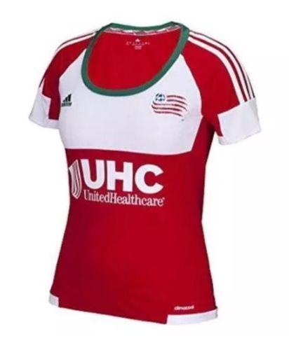 MLS New England Revolution Women's Replica Soccer Jersey Retail $75