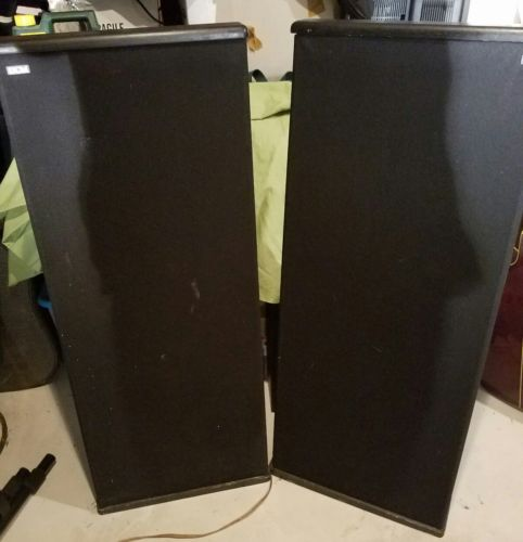 Dcm Time Frame Speakers - For Sale Classifieds
