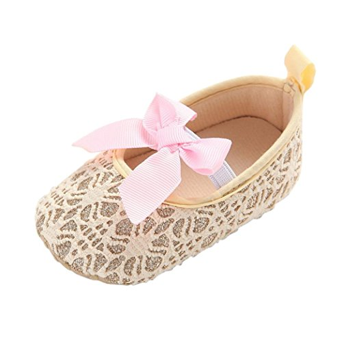 Baby Shoes Mosunx(TM) Toddler Girls Fashion Shoes Soft Sole Sneaker Casual Shoes