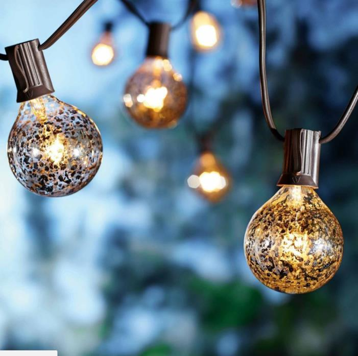 Solar Patio String Lights Walmart: For Sale Classifieds