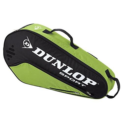 Dunlop Biomimetic Tour 3 Pack Tennis Bag-Green