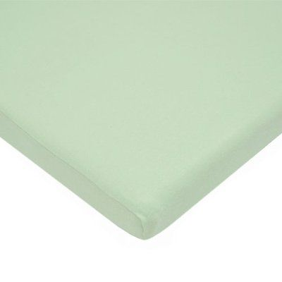 American Baby Company 100% Sheets Cotton Value Jersey Knit Fitted Cradle Sheet,