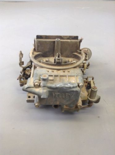 IH INTERNATIONAL SCOUT ll  IH TRUCK HOLLEY 4 BARREL CARBURETOR