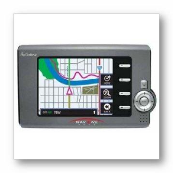 Cobra Gpsm 3000 Mobile GPS Navigation System