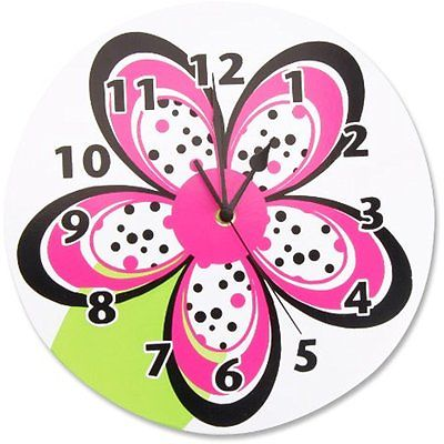 Trend Lab Wall Clock, Clocks Zahara Zebra