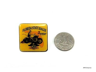 HOG Harley Owners Group Florida State Rally Pin