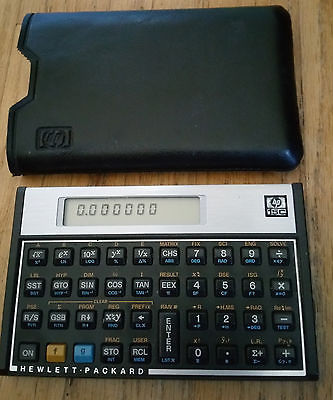 Hewlett Packard HP-15C Calculator 15C  ****