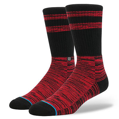 Stance Men's Draggo Black Socks Large