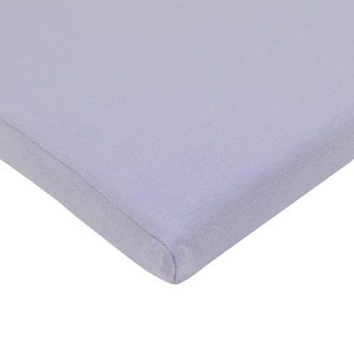 American Baby Company 100% Sheets Cotton Supreme Jersey Knit Fitted Cradle
