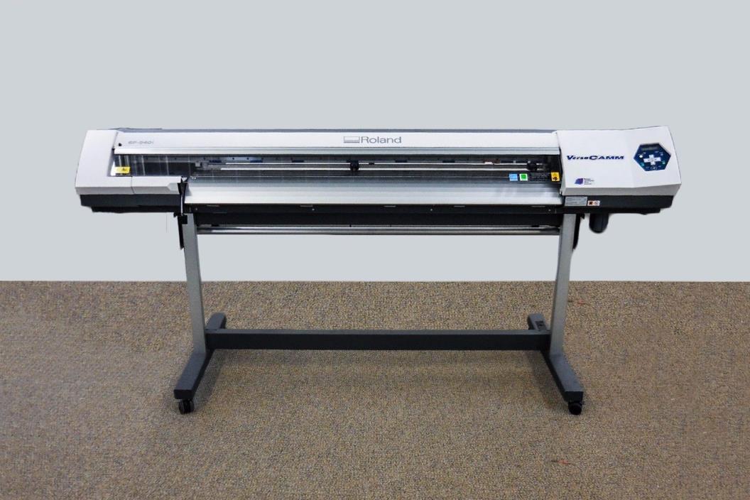 Roland VersaCAMM SP-540i Print & Cut  Eco Solvent 54