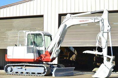 2006 Takeuchi TB175 Excavator - W5770 Crawler Excavator