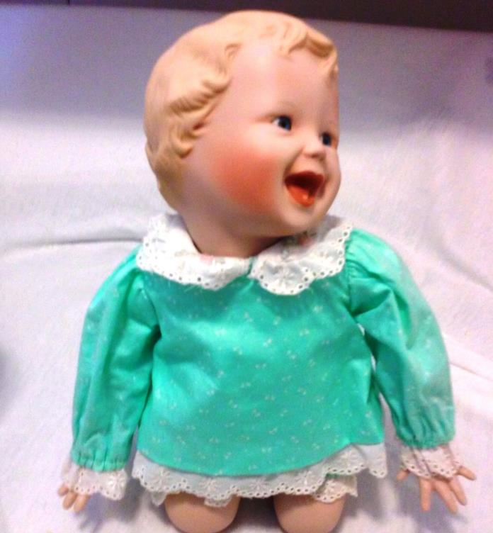 Vintage Porcelain Yolanda Bello Picture Perfect Baby Doll - Jessica