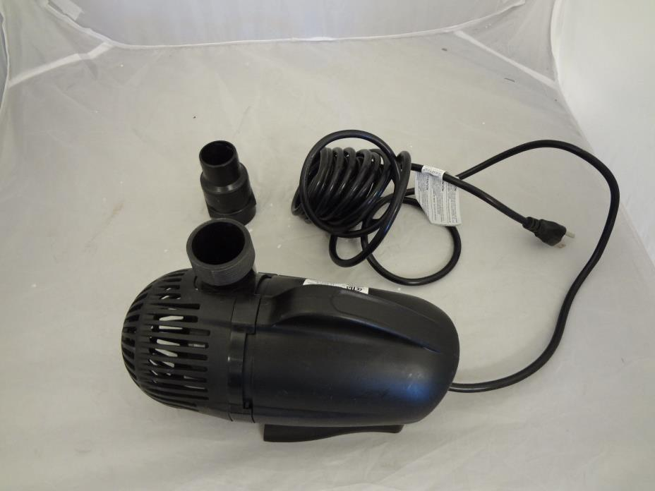 Pond waterfall pump for sale classifieds for Pond pumps for sale