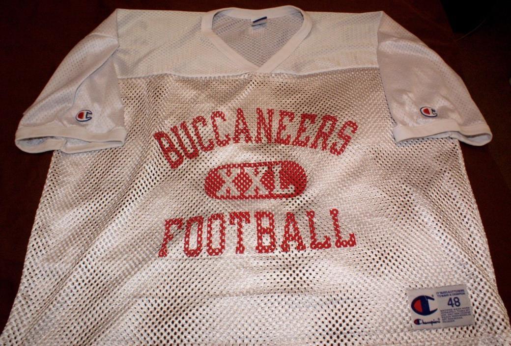 Vintage game worn practice NFL jersey Tampa Bay Buccaneers
