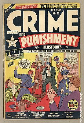 Crime and Punishment (1948) #23 VG+ 4.5