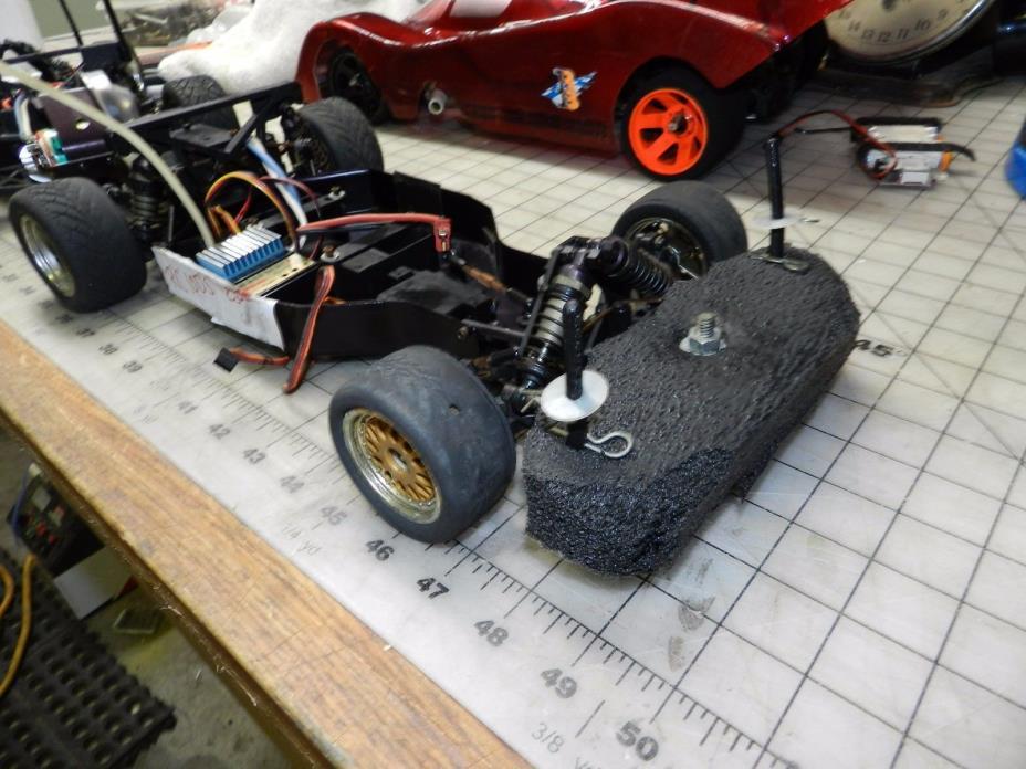 RC 10 DS R/C car Vintage