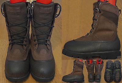 Lacrosse Alpha Iceman Brown Pac Boots 290134 Mens US 7 UK 6.5 Euro 40