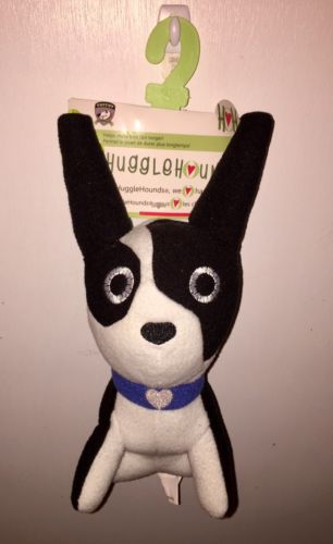 NWT Mr. Bonejangles Marshalls Ad/Commercial Boston Terrier Dog Toy