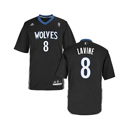 Black Minnesota Timberwolves Short sleeve Jerseys, Basketball Sport Dunk king