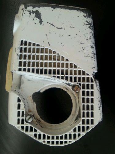 OEM Stihl 030 031 AV Chainsaw Fuel / Gas Tank / Flywheel / Fan Starter Housing