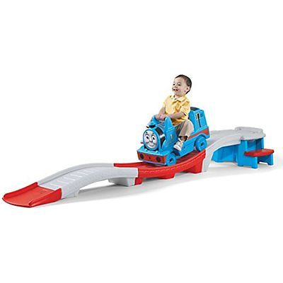 Step2 Thomas the Tank Holiday Toy List Engine Up & Down Coaster