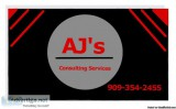 AJ s Consulting services