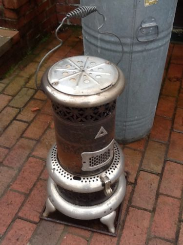 Vintage PERFECTION Oil / Kerosene Heater  - No. 1530 - Original -  Very Good