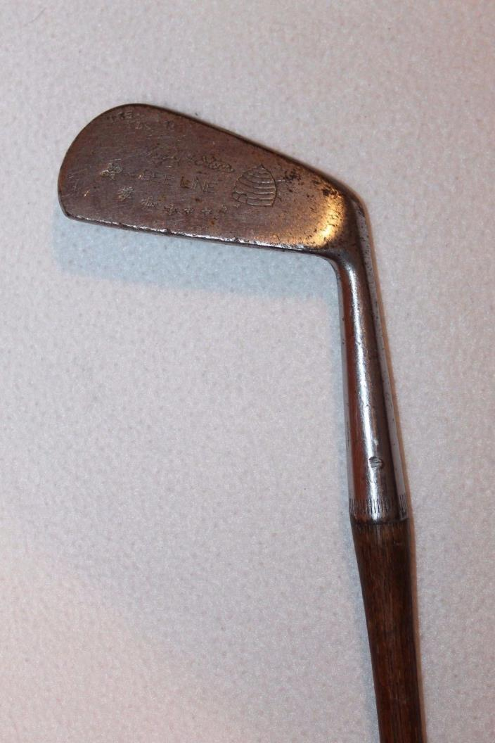 VINTAGE WOOD GOLF CLUB-WRIGHT DITSON BEELINE 5 iron