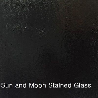 Wissmach Glass Sheet Black (8