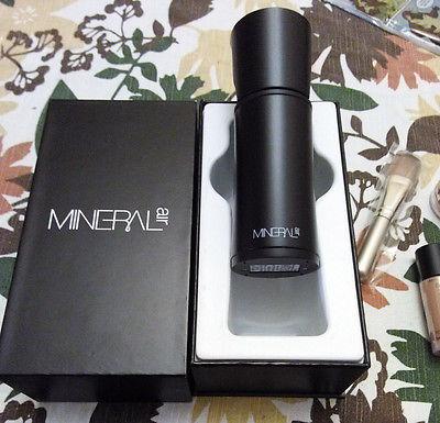 Mineral Air Cordless Airbrush Makeup Kit NIB