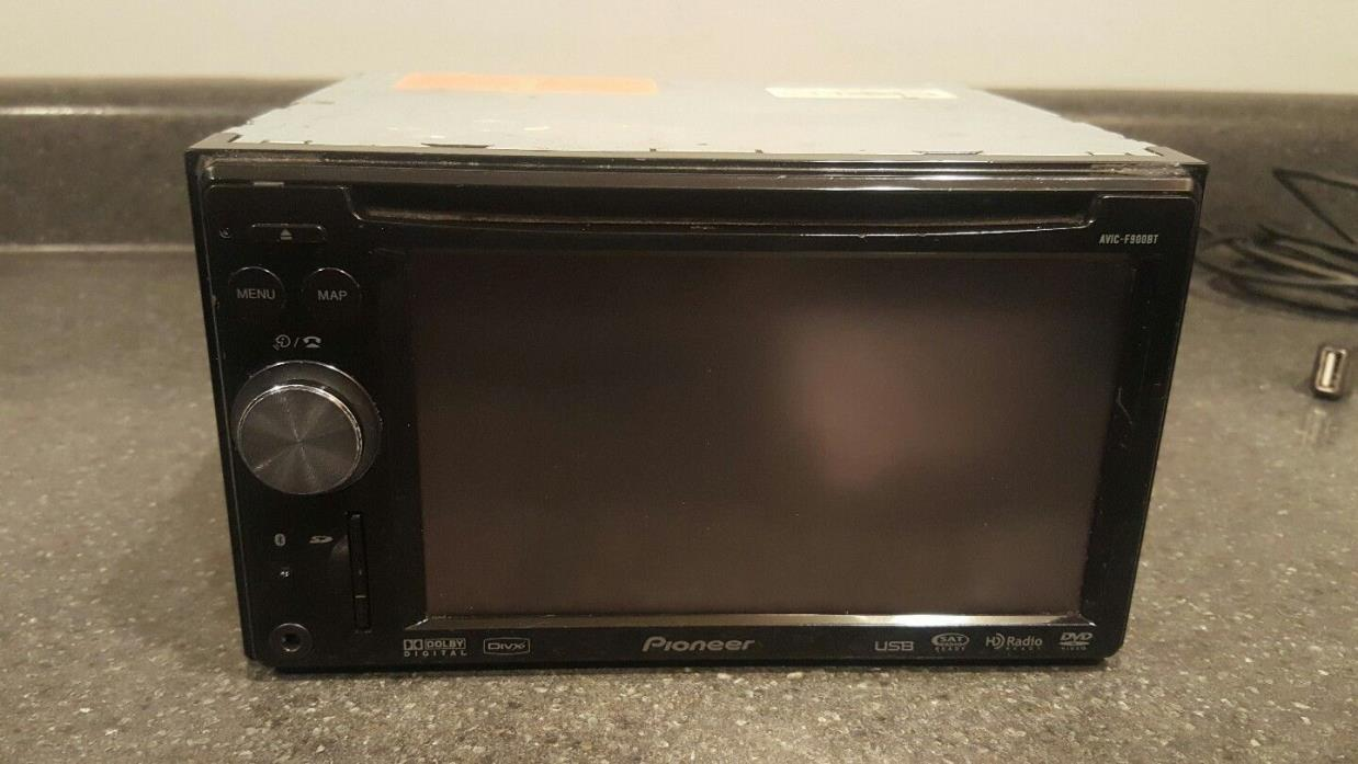 Pioneer Avic F900bt - For Sale Classifieds