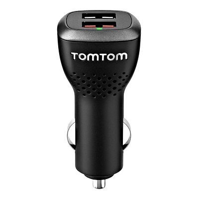 TomTom - Dual 3.6A USB Car Charger