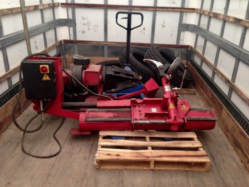 Automatic Truck Tire Changer Used