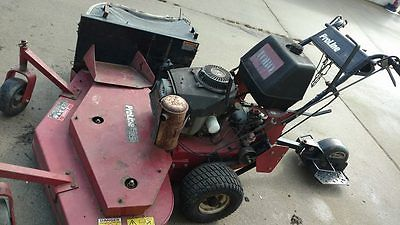 Toro walk behind mower 48