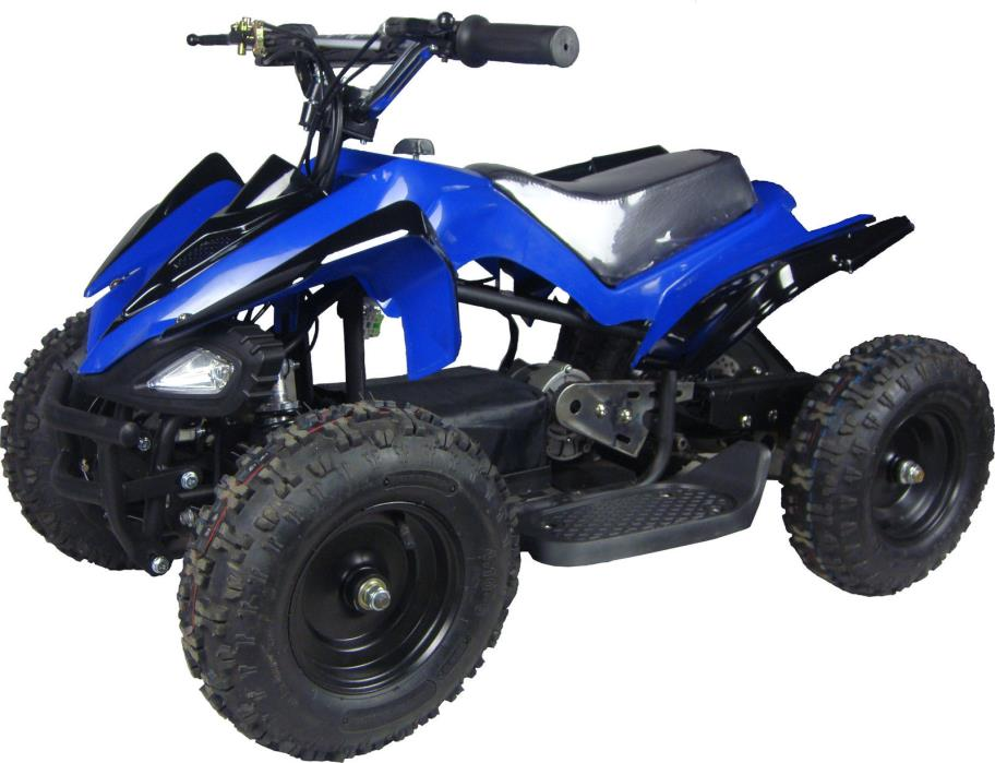 Electric ATV 4 Wheeler MARS 24V 350W 2 Speed Multiple Color