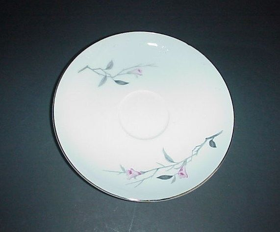Cherry Blossom Saucer Fine China 1067 Japan Vintage
