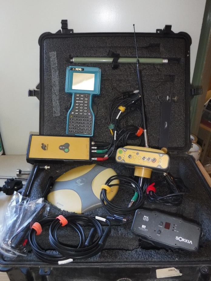 topcon system 5 for sale classifieds. Black Bedroom Furniture Sets. Home Design Ideas