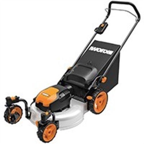 Lawnmower Elec 19in W/Rearbag
