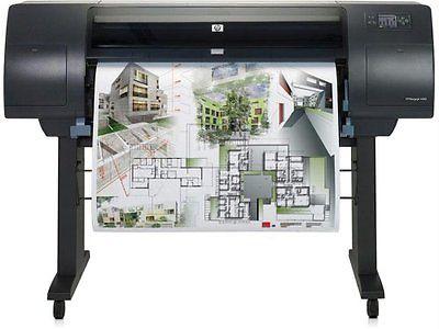 HP 4000PS Designjet Inkjet Printer