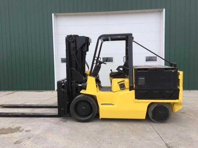 2004 Hoist E200 Forklift 20000# Capacity Lift Truck