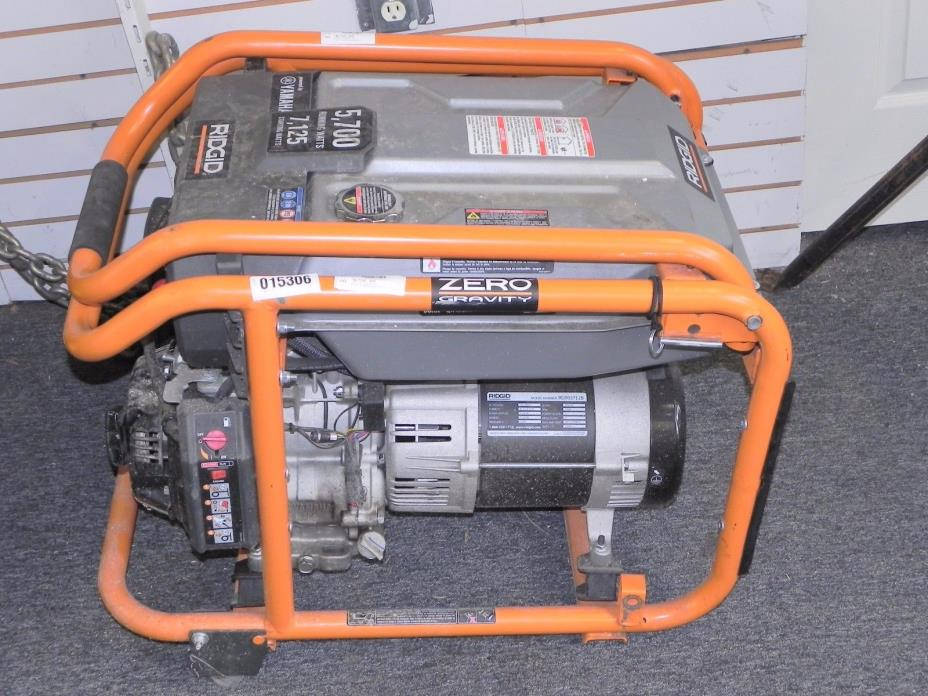 Yamaha ridgid portable generator for sale classifieds for Yamaha generator for sale