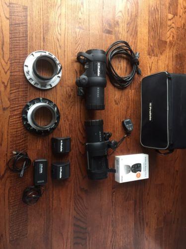 profoto b1 500 air, D1 1000, Air Remote, & Extras