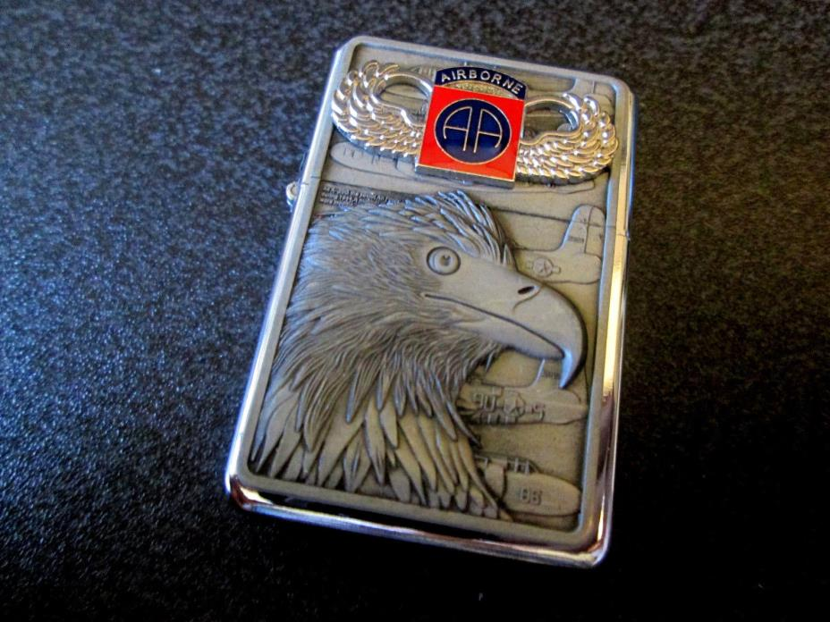 U. S. ARMY 82ND AIRBORNE DIVISION LIGHTER
