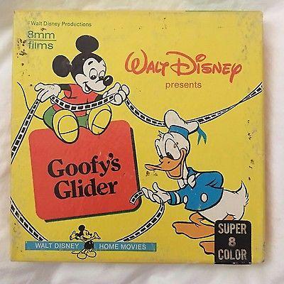 Vintage Disney Super Color 8mm