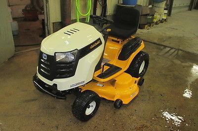 2014 Cub Cadet LTX1050KW Garden Tractors