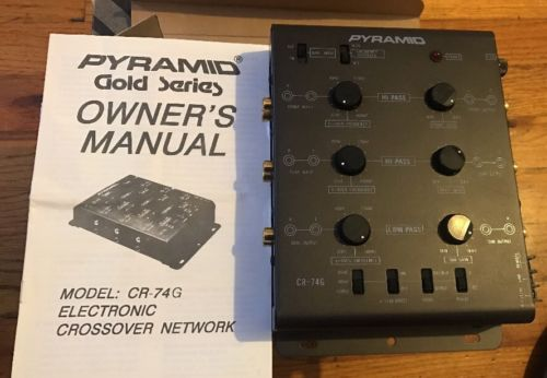Pyramid Gold Series - For Sale Classifieds