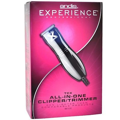 Andis TCX All-In-One Clipper/Trimmer