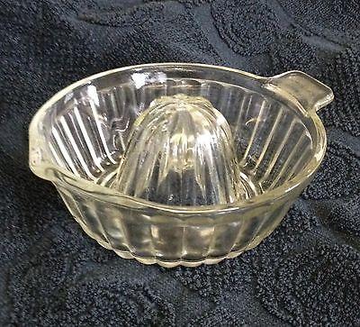Vintage Glass Juicer