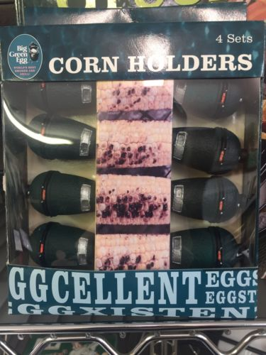 Big Green Egg Corn Holders