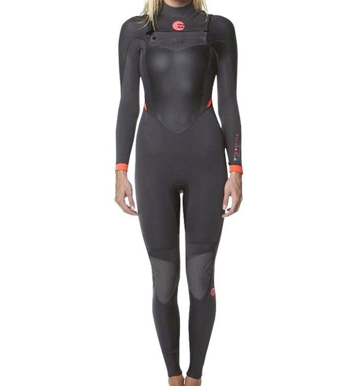 BILLABONG Women's 302 SYNERGY CZ Wetsuit - OFB - Size 12 - NWT